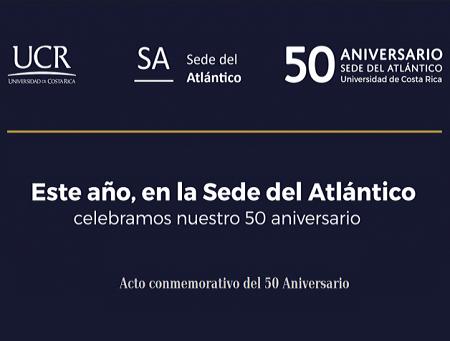 50 Aniversario Sede del Atlántico